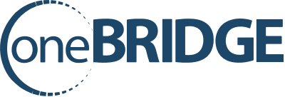 OneBridge logo