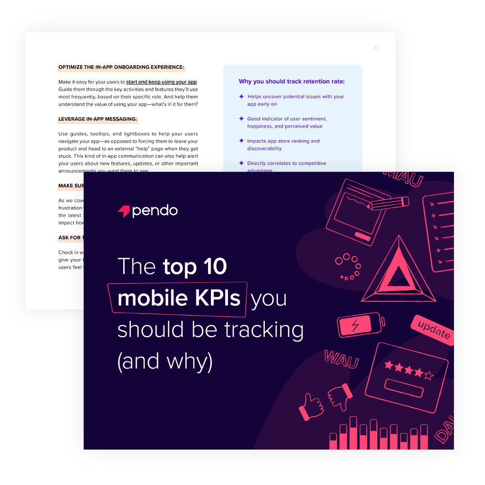 The top 10 mobile KPIs you should be tracking (and why)